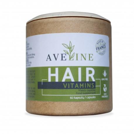 AVELINE vitaminai plaukams