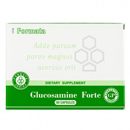 Glucosamine Forte 60 kaps. Maisto papildas