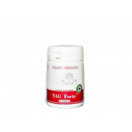 VAG Forte™ 60 tab. Maisto papildas
